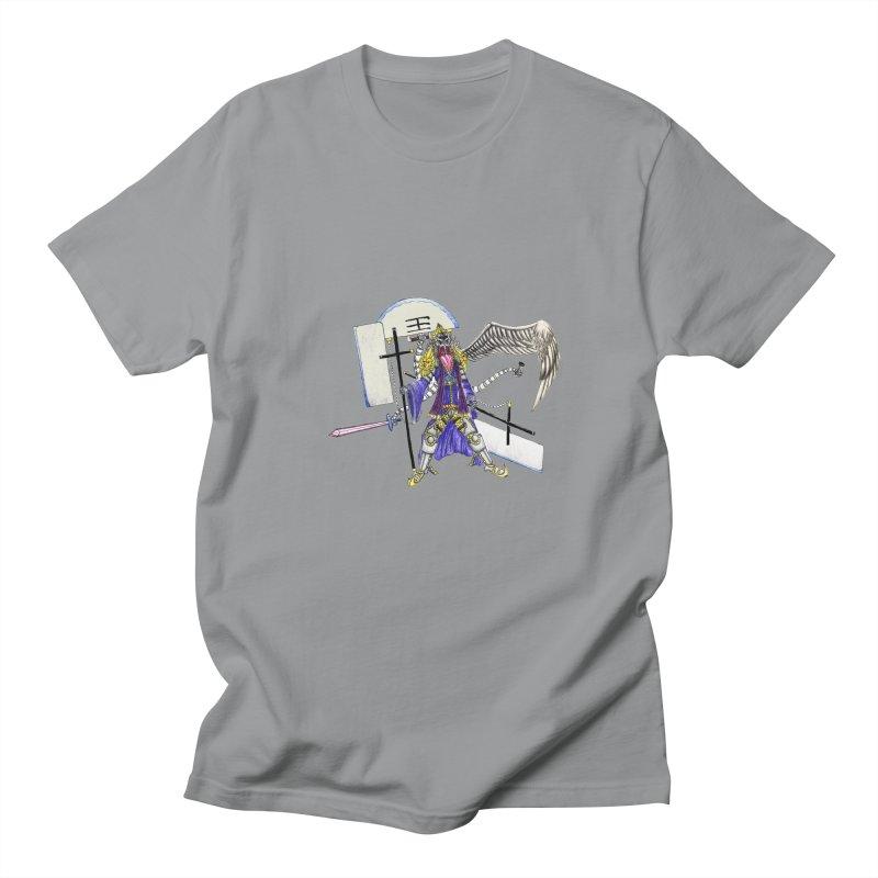 Trip knight 01 Men's Regular T-Shirt by Natou's Artist Shop