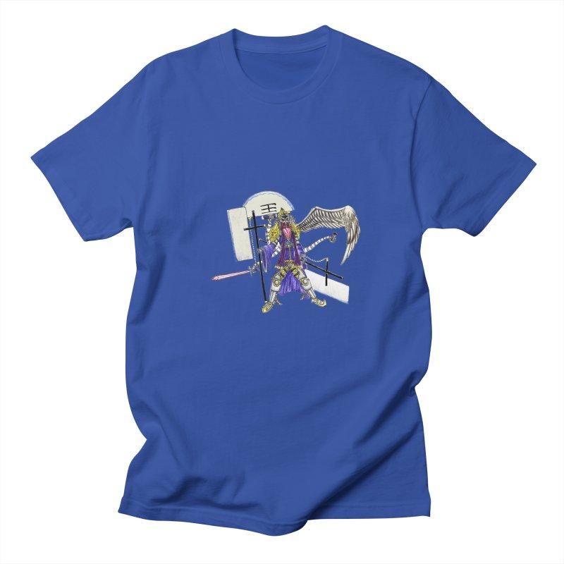 Trip knight 01 Men's T-Shirt by Natou's Artist Shop