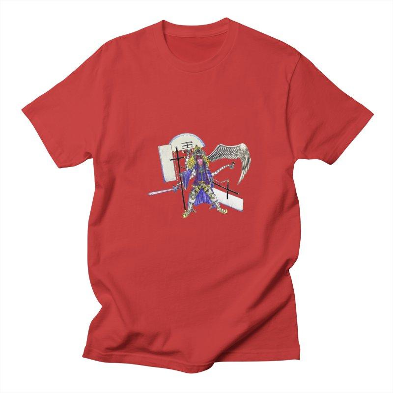 Trip knight 01 Women's Regular Unisex T-Shirt by Natou's Artist Shop