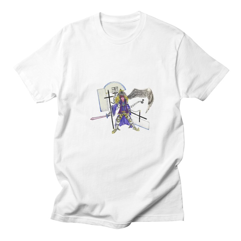 Trip knight 01 Men's T-Shirt by Natou's Artist Shop
