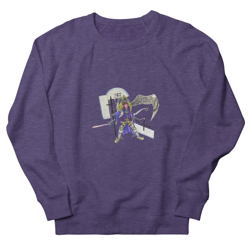 Trip knight 01 Women's Sweatshirt by Natou's Artist Shop