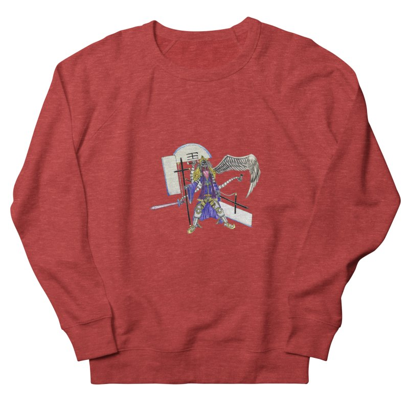 Trip knight 01 Women's French Terry Sweatshirt by Natou's Artist Shop