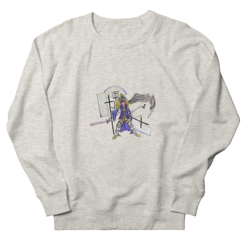 Trip knight 01 Women's French Terry Sweatshirt by Natou's Artist Shop
