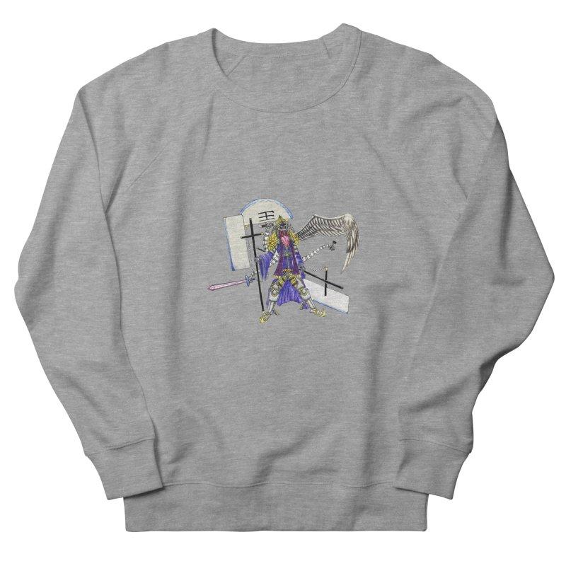 Trip knight 01 Men's French Terry Sweatshirt by Natou's Artist Shop