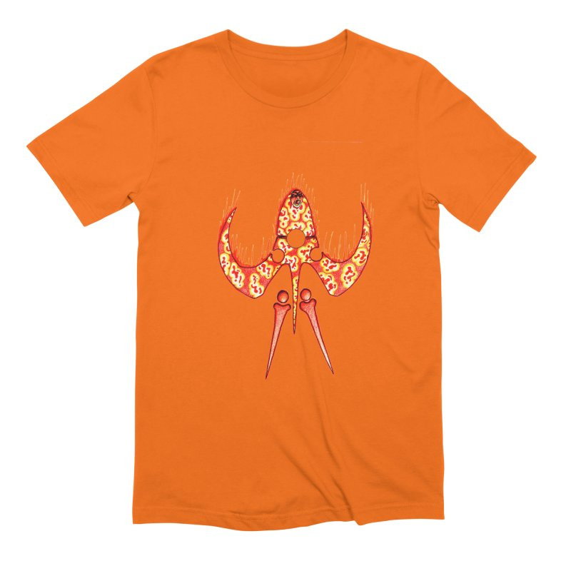 Trip Orange Men's T-Shirt by Natou's Artist Shop