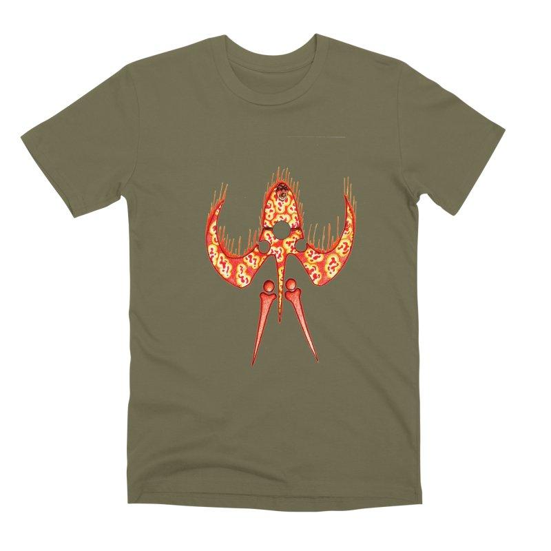 Trip Orange Men's Premium T-Shirt by Natou's Artist Shop