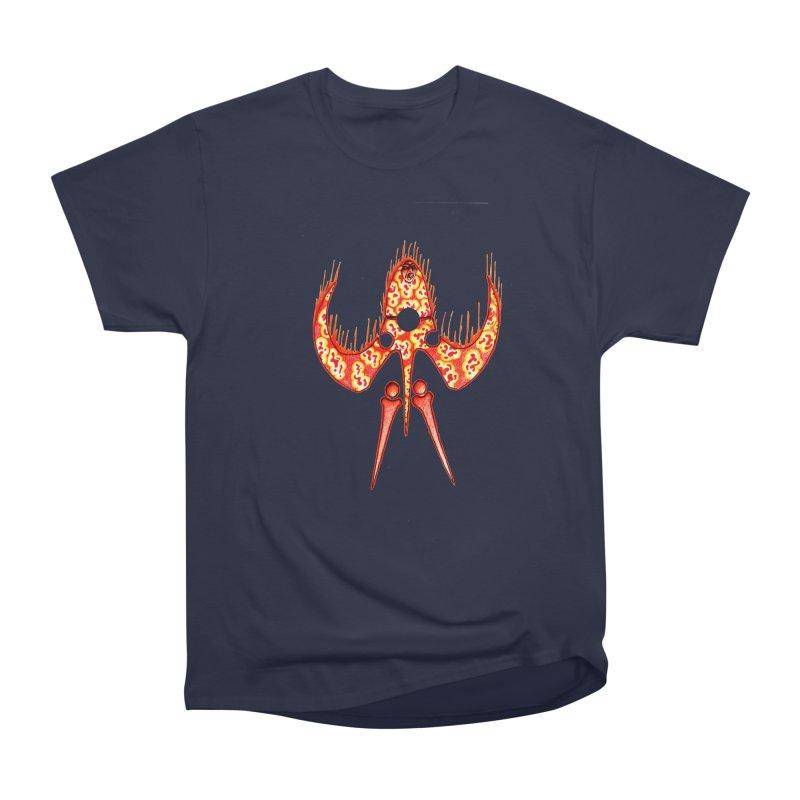 Trip Orange Men's Heavyweight T-Shirt by Natou's Artist Shop