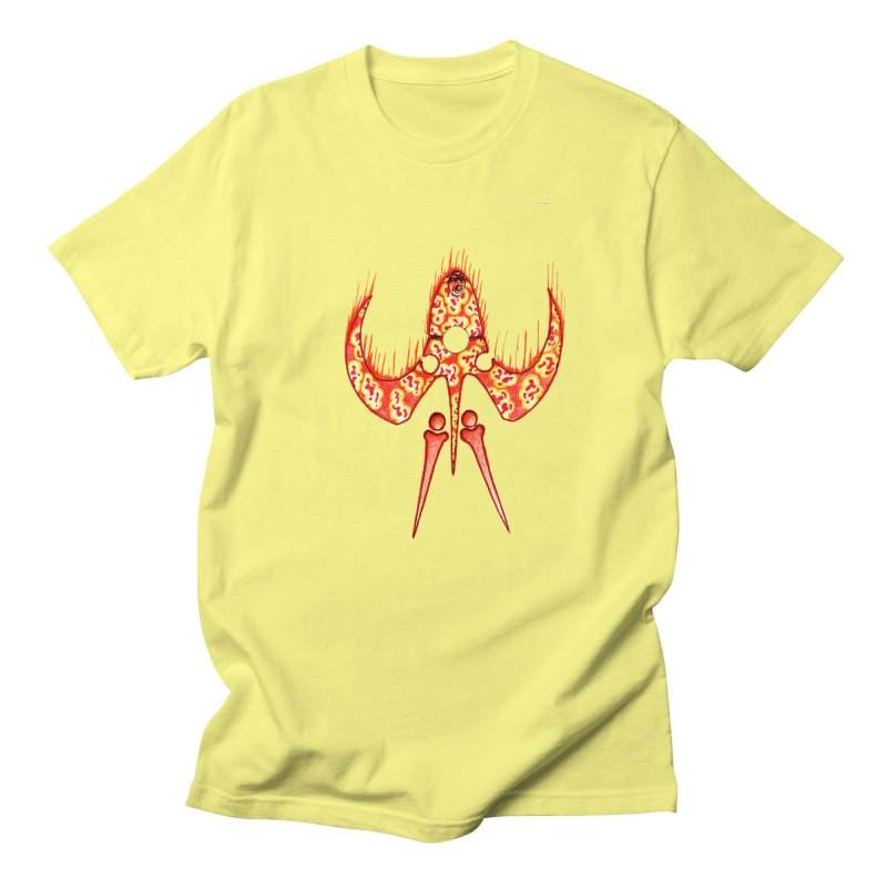 Trip Orange Women's Regular Unisex T-Shirt by Natou's Artist Shop
