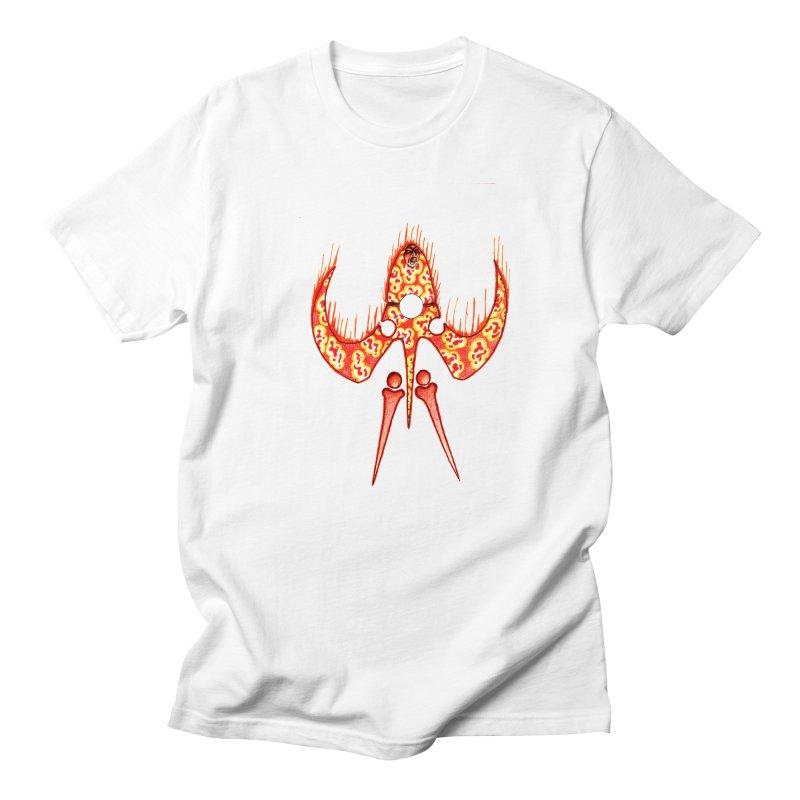 Trip Orange Men's T-Shirt by Natou's Artist Shop