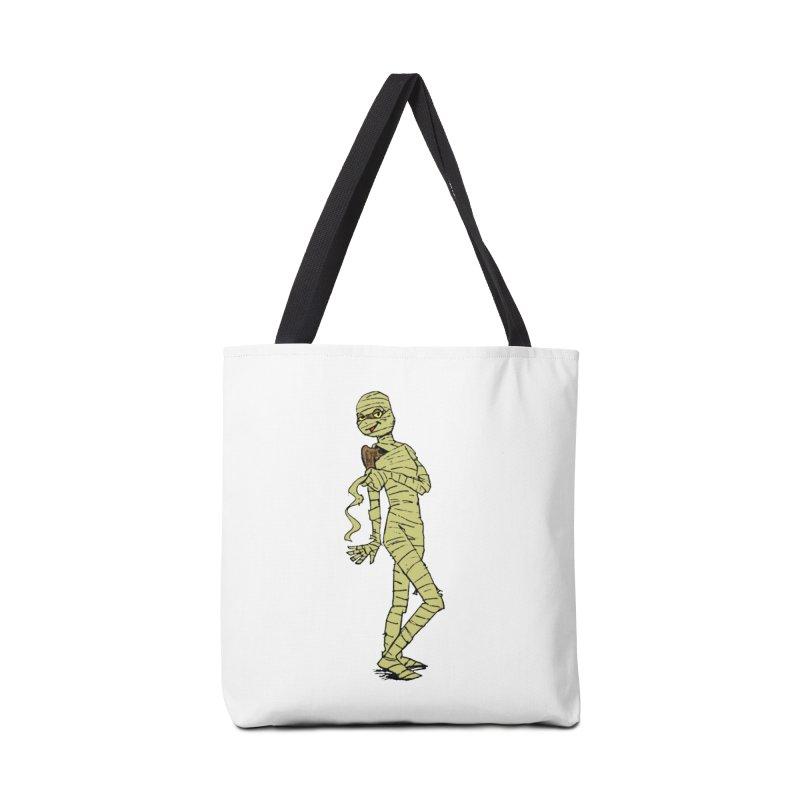 Mimi Mummy Accessories Tote Bag Bag by Natou's Artist Shop