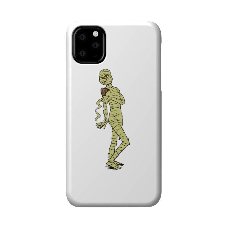 Mimi Mummy Accessories Phone Case by Natou's Artist Shop