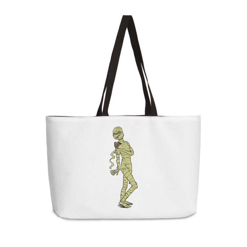 Mimi Mummy Accessories Weekender Bag Bag by Natou's Artist Shop
