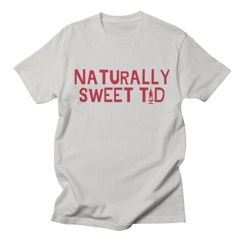 WPS Red NST1D Men's T-Shirt by naturallysweett1d's store