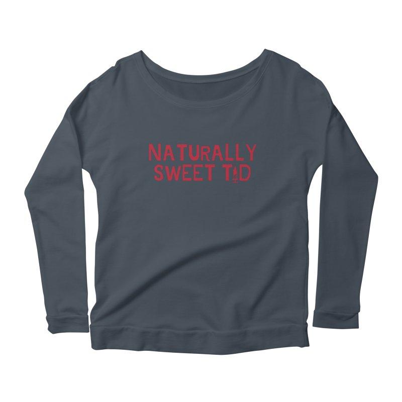 WPS Red NST1D Women's Longsleeve T-Shirt by naturallysweett1d's store