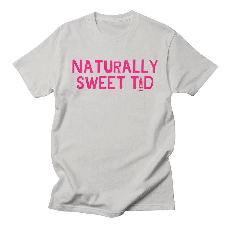 Hot Pink NST1D Men's T-Shirt by naturallysweett1d's store