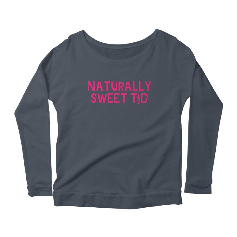 Hot Pink NST1D Women's Longsleeve T-Shirt by naturallysweett1d's store