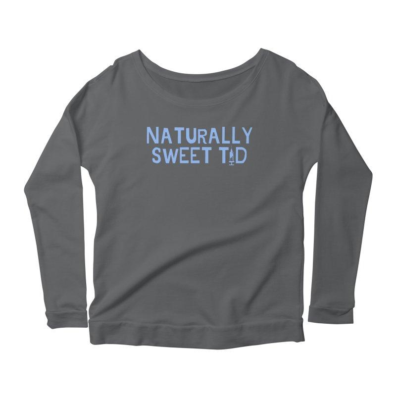 Gray/Blue NST1D Women's Longsleeve T-Shirt by naturallysweett1d's store