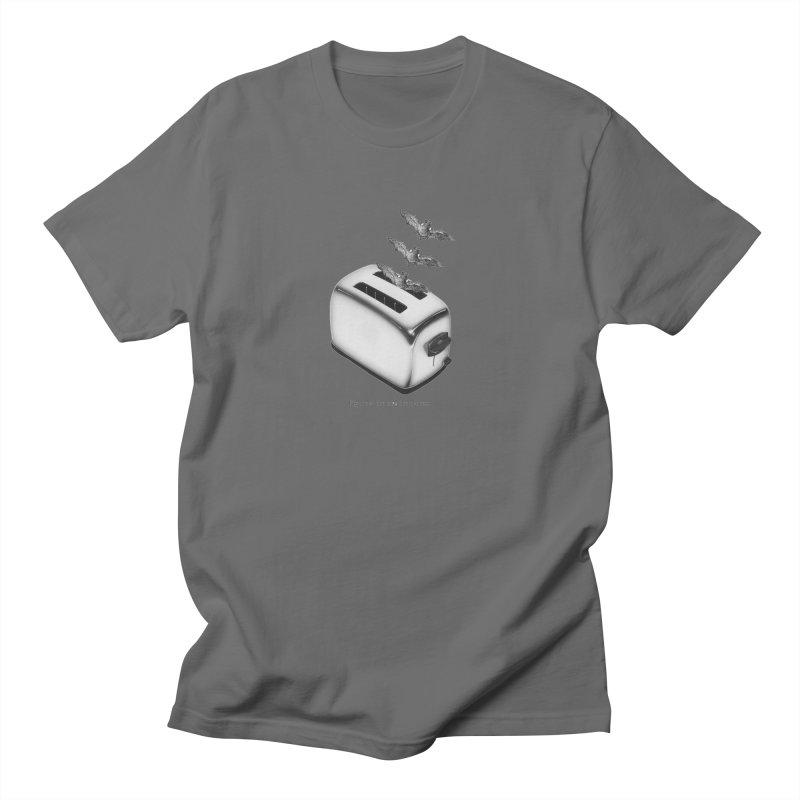 NWI Creative Process Men's T-Shirt by Nat Whitten Incorporated Souvenir Shop & Bazaar