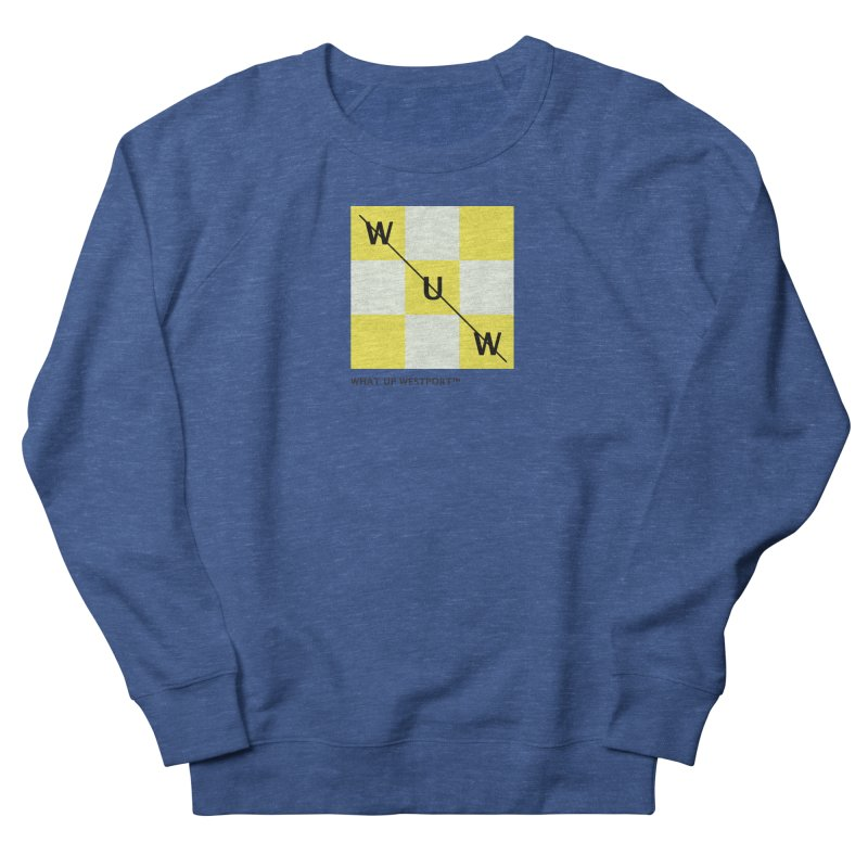 Tic, Tac, Westport Men's Sweatshirt by Nat Whitten Incorporated Souvenir Shop & Bazaar