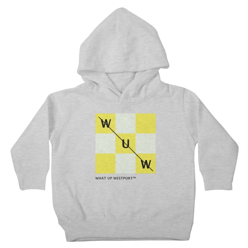 Tic, Tac, Westport Kids Toddler Pullover Hoody by Nat Whitten Incorporated Souvenir Shop & Bazaar