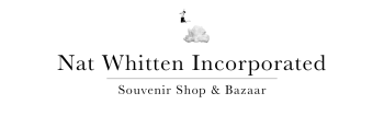 Nat Whitten Incorporated Souvenir Shop & Bazaar Logo