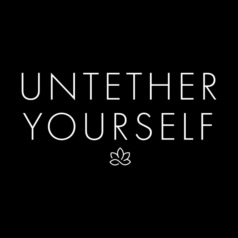 Untether Yourself. Accessories Mug by Untethered, LLC