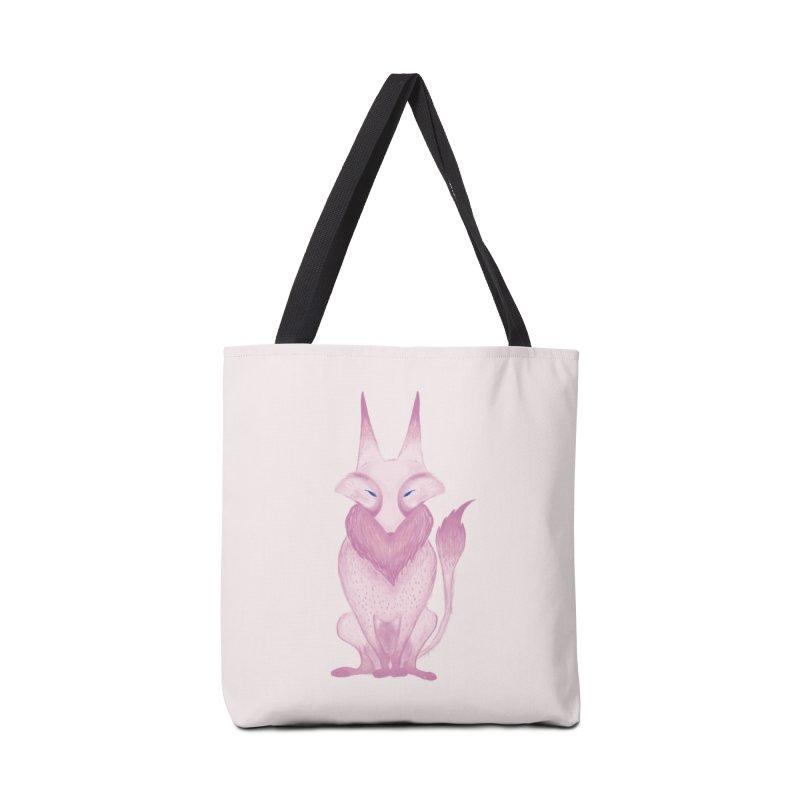 Wolf Accessories Bag by jrbenavente's Shop