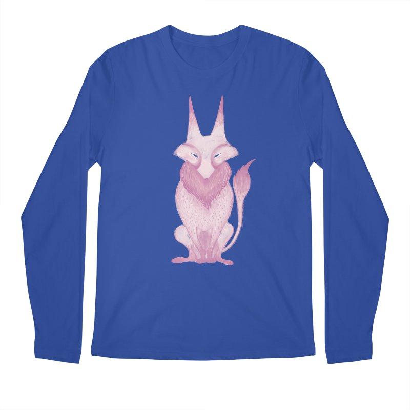 Wolf Men's Longsleeve T-Shirt by jrbenavente's Shop