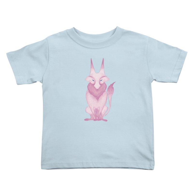 Wolf Kids Toddler T-Shirt by jrbenavente's Shop