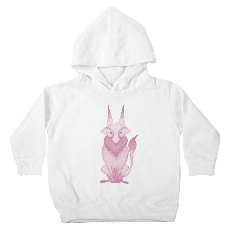 Wolf Kids Toddler Pullover Hoody by jrbenavente's Shop