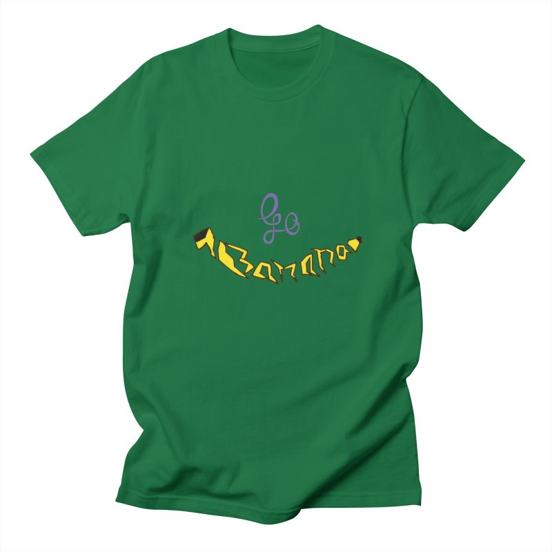 Go Banana Men's T-Shirt by navjinderism's Artist Shop