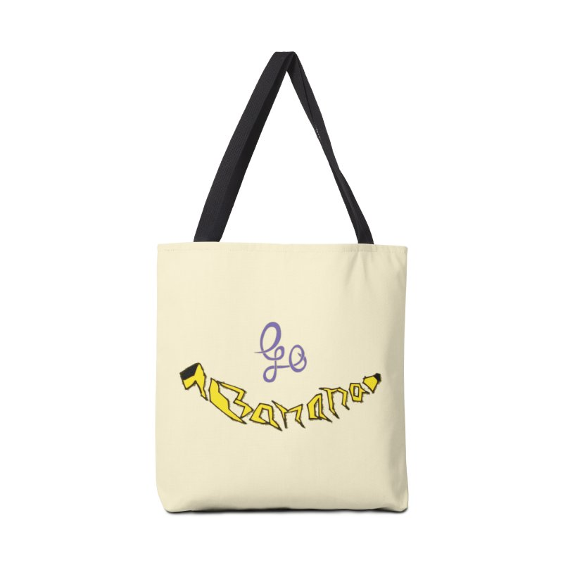 Go Banana Accessories Tote Bag Bag by navjinderism's Artist Shop