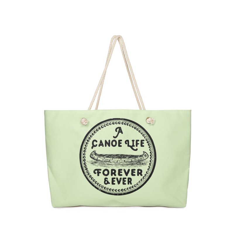 A Canoe Life Accessories Bag by navjinderism's Artist Shop