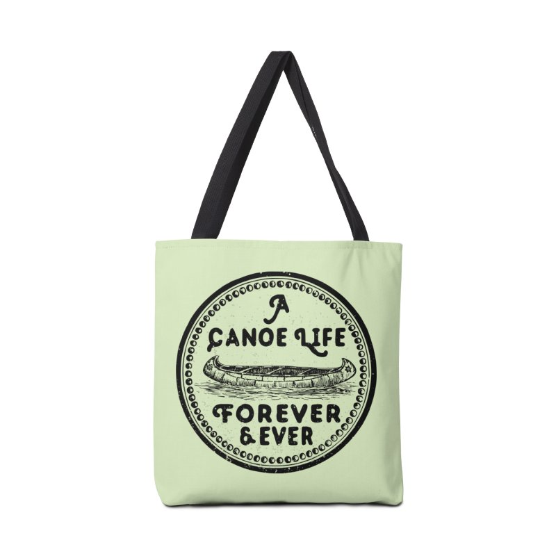 A Canoe Life Accessories Tote Bag Bag by navjinderism's Artist Shop