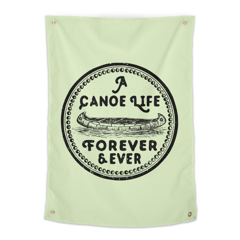 A Canoe Life Home Tapestry by navjinderism's Artist Shop