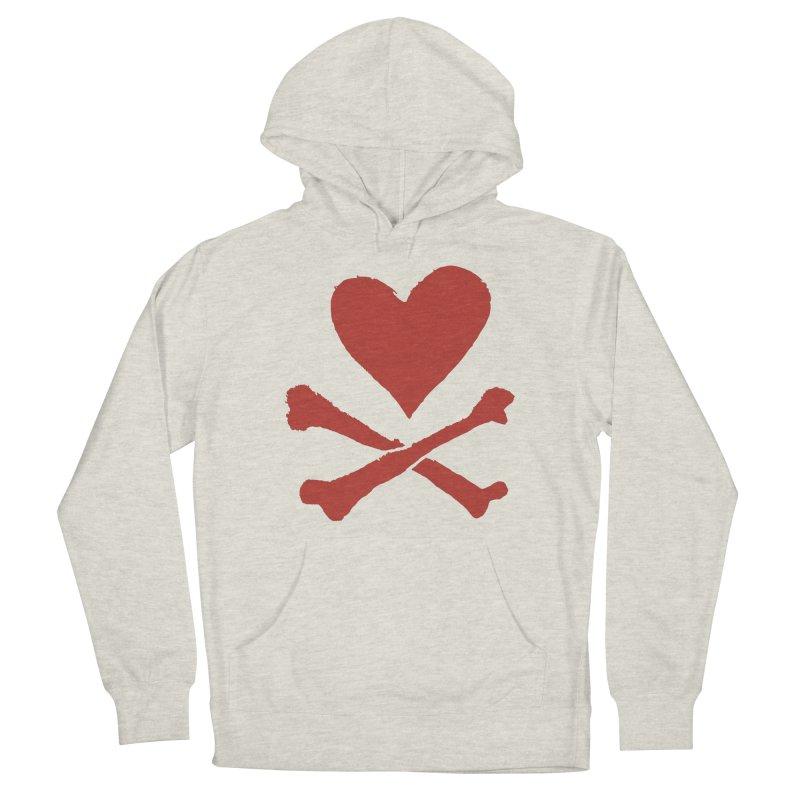Dangerous Heart Women's Pullover Hoody by navjinderism's Artist Shop