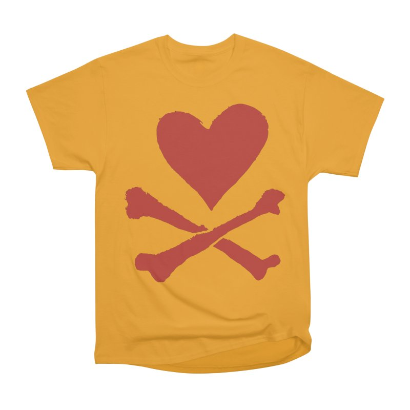 Dangerous Heart Men's Classic T-Shirt by navjinderism's Artist Shop