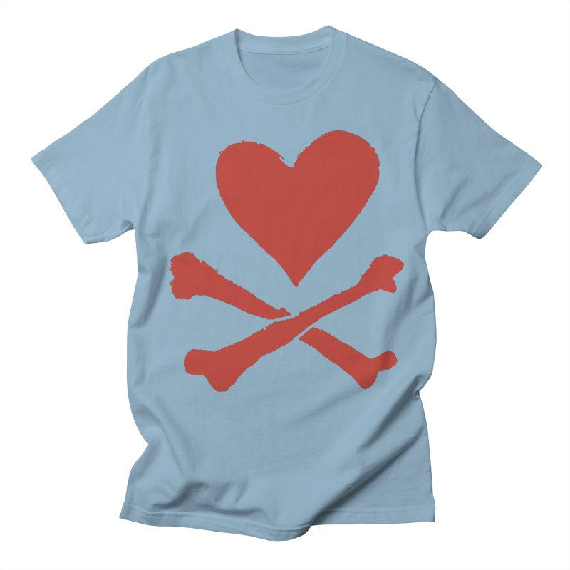 Dangerous Heart Men's T-Shirt by navjinderism's Artist Shop