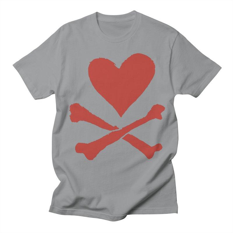 Dangerous Heart Men's T-Shirt by navjinderism's Artist Shop