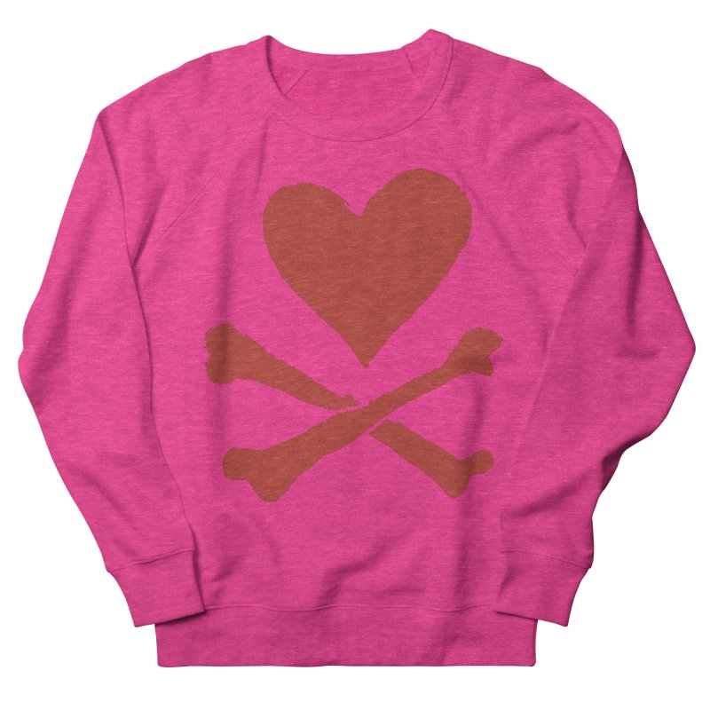 Dangerous Heart Women's Sweatshirt by navjinderism's Artist Shop