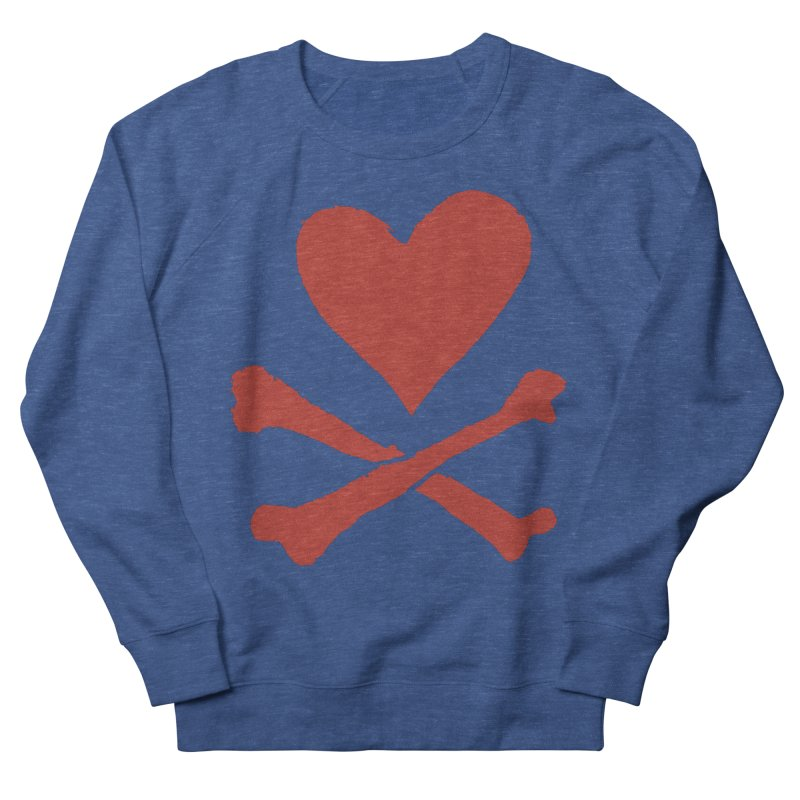 Dangerous Heart Men's Sweatshirt by navjinderism's Artist Shop