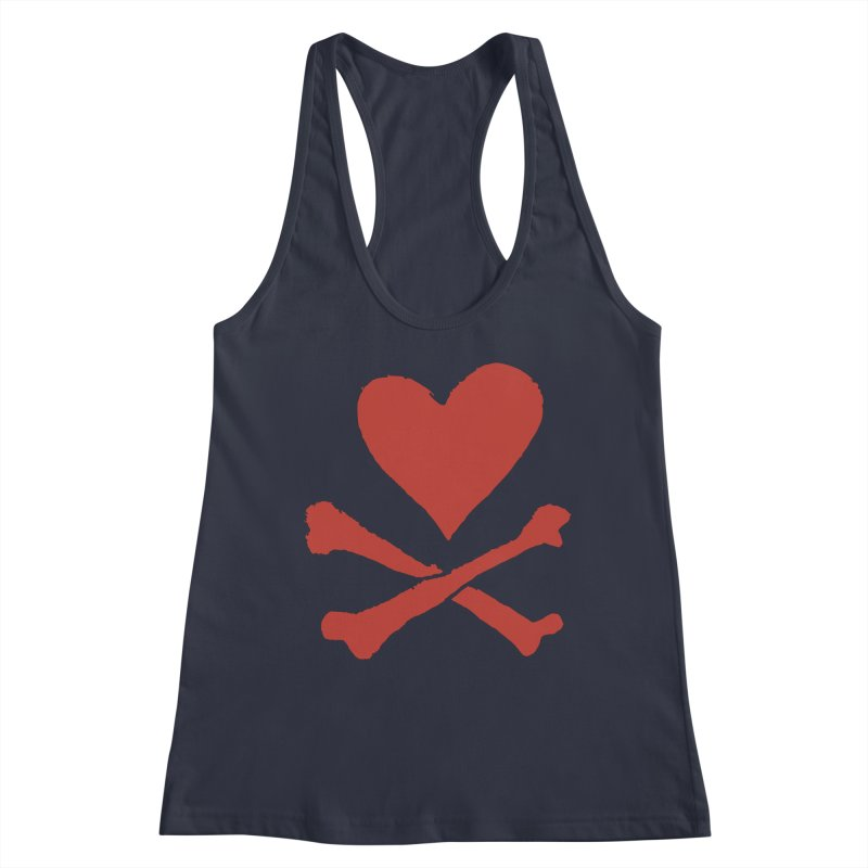 Dangerous Heart Women's Tank by navjinderism's Artist Shop