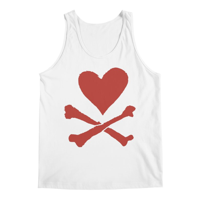 Dangerous Heart Men's Regular Tank by navjinderism's Artist Shop