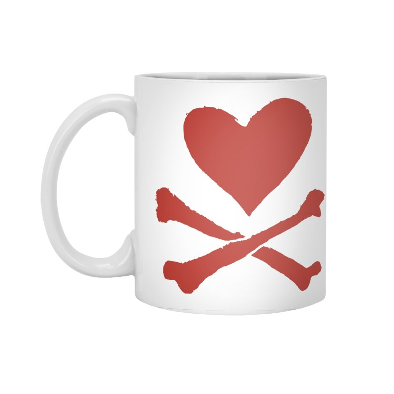 Dangerous Heart Accessories Standard Mug by navjinderism's Artist Shop