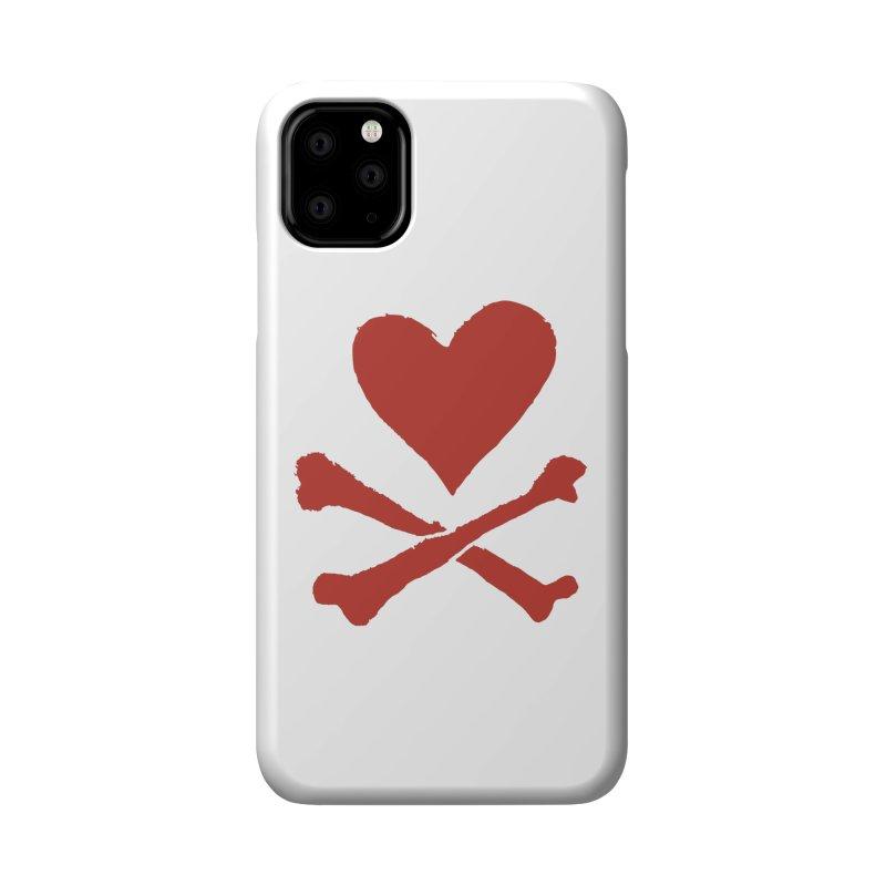 Dangerous Heart Accessories Phone Case by navjinderism's Artist Shop
