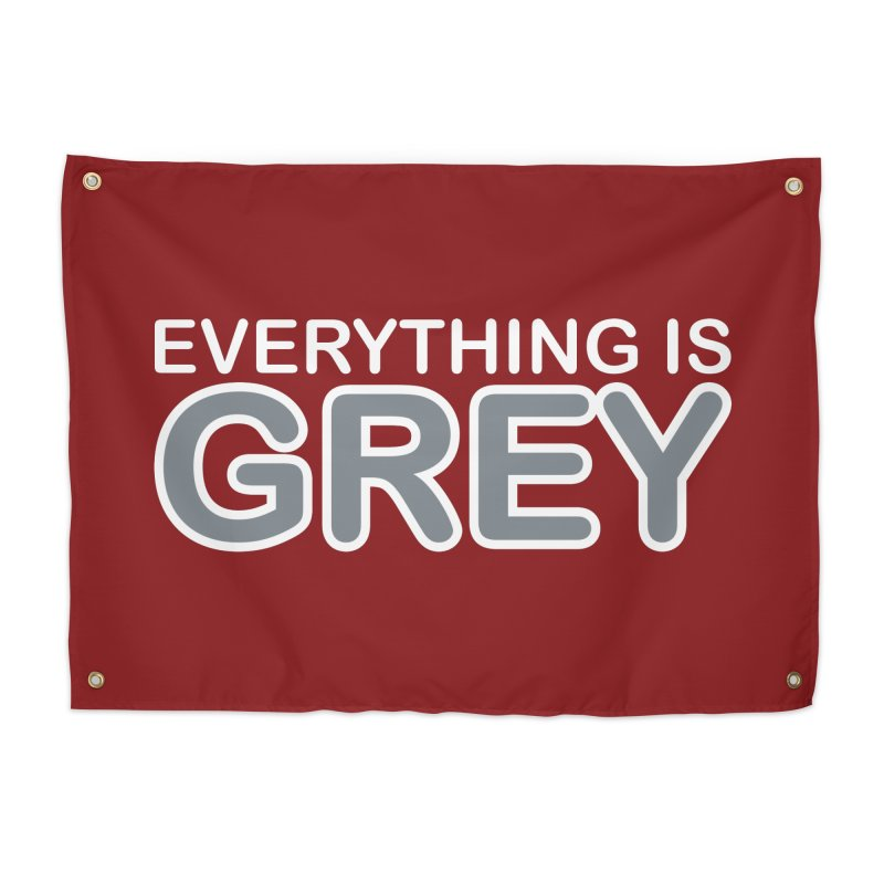 Everything is Grey Home Tapestry by navjinderism's Artist Shop