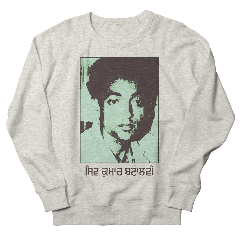 Batalvi Women's French Terry Sweatshirt by navjinderism's Artist Shop