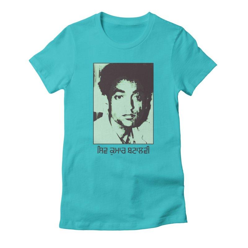 Batalvi Women's T-Shirt by navjinderism's Artist Shop