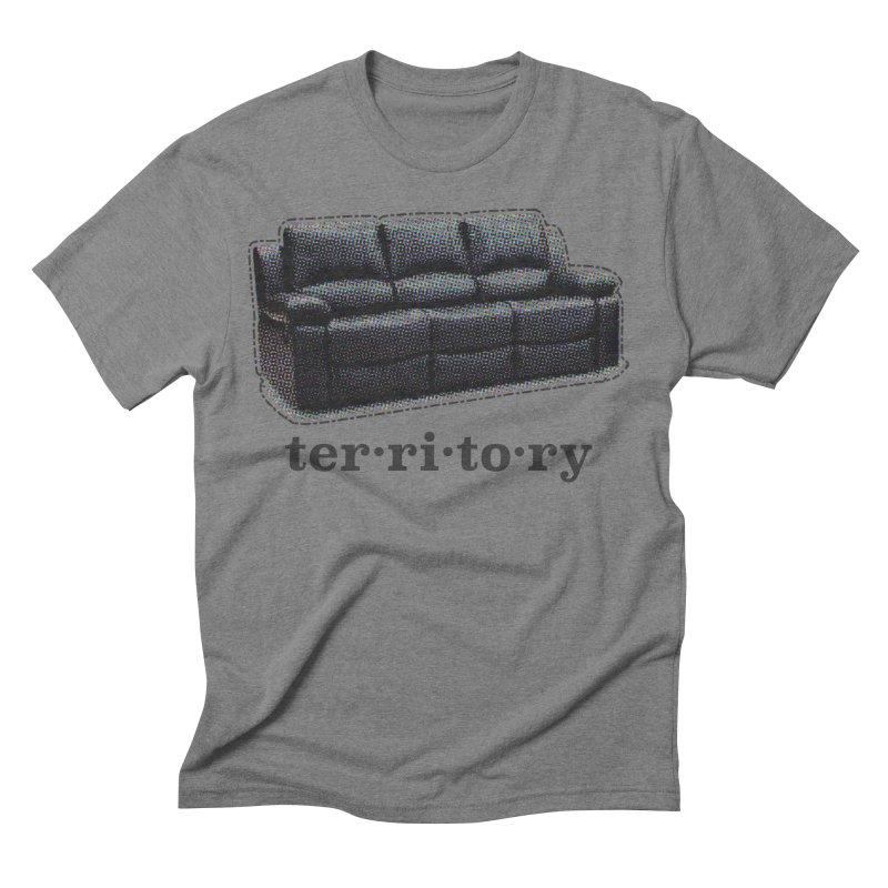 Territory Men's T-Shirt by navjinderism's Artist Shop