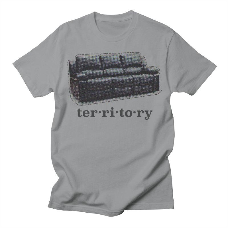 Territory Men's Regular T-Shirt by navjinderism's Artist Shop